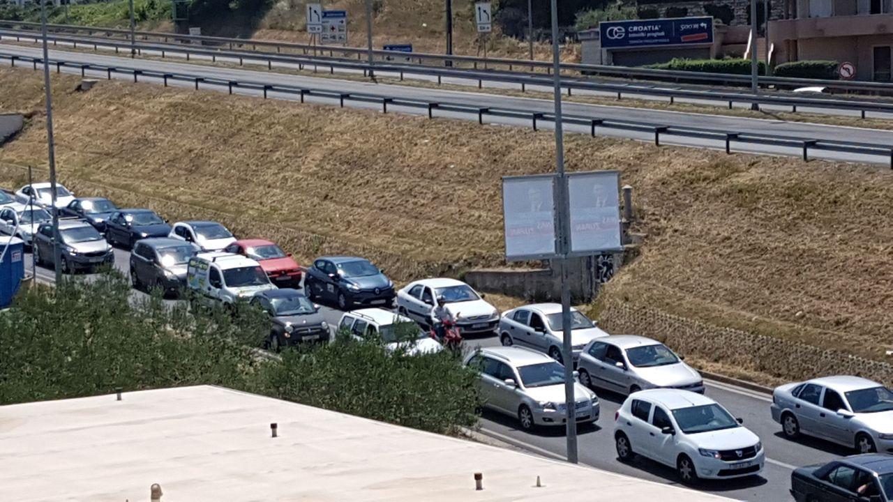 Ovog vikenda na hrvatskim autocestama čak 17 tisuća vozila manje nego lani!